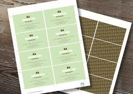 printable business card template u2013