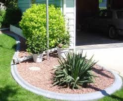 decorative landscape curbing lawn curbs u0026 concrete borders