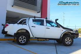 mitsubishi white mitsubishi triton ml dual cab white 78492 superior customer vehicles