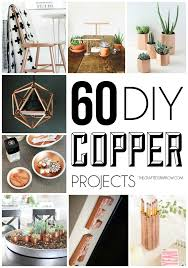 copper decorations 60 diy copper projects