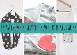 what no sew clothing alterations can you do here are 41 ideas