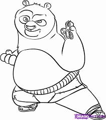 draw panda bear step step movies draw