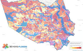 Harris County Zip Code Map by 71 High Risk Homes Uninsured For Flood In Areas Impacted By Harvey