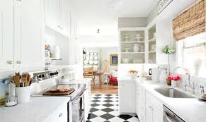 white kitchen floor ideas an easy guide to kitchen flooring