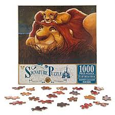 The Game Room Store - the lion king jigsaw puzzle disney store you just can u0027t wait to