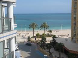 Wohnzimmerm El Calpe Ferienwohnung Hipocampos Calpe Apart Spanien Calpe Booking Com