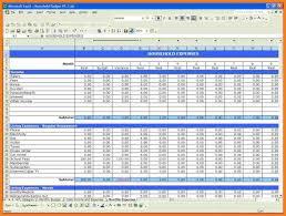 budget sheet template teller resume sample