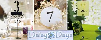 wedding table number holders decorative wedding table number cards and holders