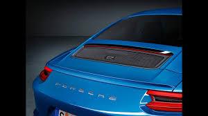2017 frankfurt motor show live porsche 911 gt3 touring package 4