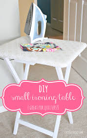 quilting ironing board table original fridays 16 small sewing projects ironing boards and