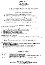Resume For First Job Sample by Attractive Inspiration Good Examples Of Resumes 11 Telecom