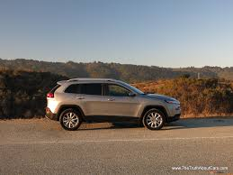 jeep suv 2014 review 2014 jeep cherokee limited v6 4x4 with video the truth