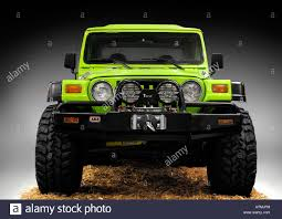 jeep brute aev brute jeep wrangler tj conversion stock photo royalty free