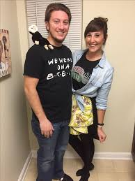 Halloween Costumes Friends 25 Funny Couple Costumes Ideas Funny Couple