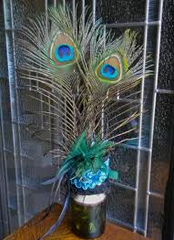 Peacock Feather Centerpieces by 25 Best Kathryn Peacock Theme Wedding Images On Pinterest