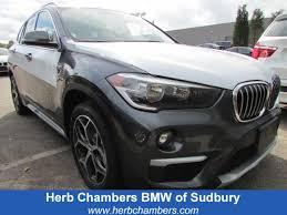 herb chambers bmw of sudbury 2018 bmw x1 xdrive28i in sudbury ma near boston stock b21552