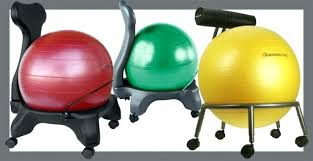 ball chair for office desk chairs stability ball office chair