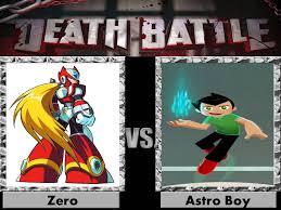 death battle astro boy jss2141 deviantart