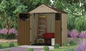 outdoor storage sheds groupon goods