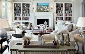 Silver Bookshelf Enchanting Living Room Design Silver Steel Frame Beige Decorative