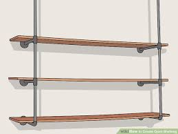 Open Shelving How To Create Open Shelving 12 Steps With Pictures Wikihow