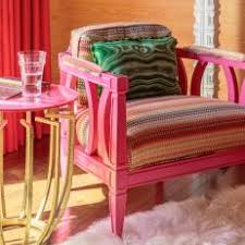 Pink Armchair Photos Hgtv