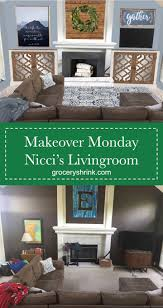 makeover monday nicci u0027s living room u2013 grocery shrink