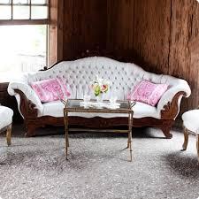 Tufted Vintage Sofa Favorite Things Vintage Furniture Lush To Blush