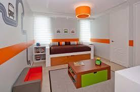 Unique Bedroom Paint Ideas Orange Colors And Burnt Brown Design - Bedroom orange paint ideas