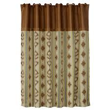 alamosa matching shower curtain western style bedding