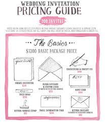 wedding invitations cost cost of wedding invitations weareatlove