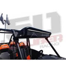 american made led light bar polaris rzr roll cage straight light bar rack mount with led light