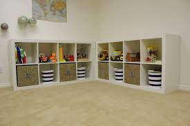 ideas best playroom storage