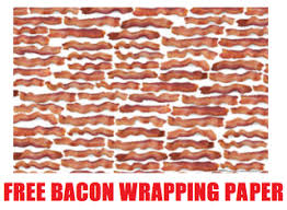 bacon wrapping paper 4 free sheets of bacon wrapping paper heavenly steals