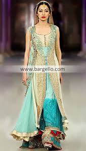 latest fashion pakistani bridal dresses and sharara seattle