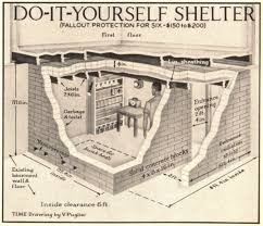 underground shelter designs north korea why american fallout shelters faded time