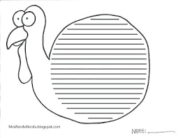 printable turkey feather template outline of a turkey pin turkey