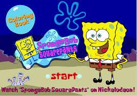 spongebob squarepants games free kids games online