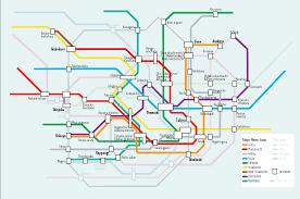 Dart Dallas Map Dallas Underground Map