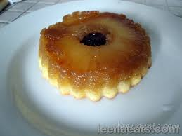 leena bakes mini pineapple upside down cakes with pickled