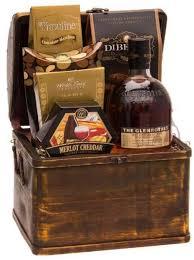 scotch gift basket cask scotch gift basket by pompei baskets