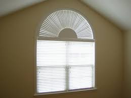 half moon window treatments