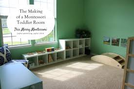 the making of a montessori toddler room u2013 this merry montessori