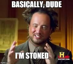 Stoner Meme - stoner dude imgflip