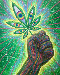 posted by alex grey in celebration of legalized recreational