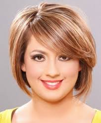 plus size double chin hairstyles for fine hair beautiful gray
