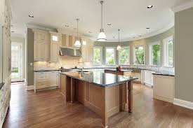 kitchen with 2 islands 53 spacious new construction custom luxury kitchen designs