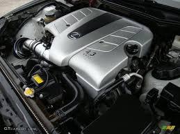 lexus v8 engine 2001 lexus gs 430 4 3 liter dohc 32 valve v8 engine photo