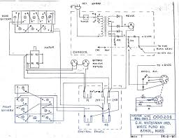 daf 95 xf electrical wiring diagram auto repair manual forum lf45