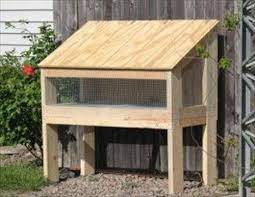 Homemade Rabbit Hutch Diy Pallet Rabbit Hutch Pallets Designs